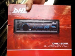 DVD DHD 832L